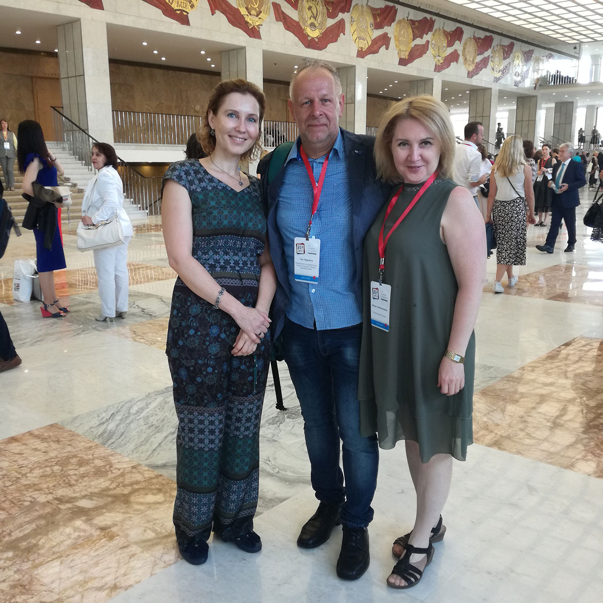 European Congress of Psychology: Udo Hagedorn